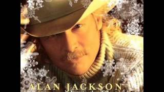 i only want you for christmas alan jackson.wmv