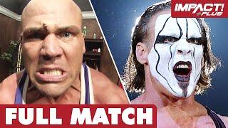 Sting vs Kurt Angle: EMPTY ARENA MATCH (IMPACT! February 29, 2009)   IMPACT Wrestling Full Matches