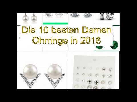 Die 10 besten Damen Ohrringe in 2018