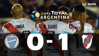 Sin brillar, River le ganó a Godoy Cruz y pasó a los cuartos de final de la Copa Argentina. Varela, en contra, hizo el único tanto para la victoria del Millonario en Lanús. Ahora, los dirigidos por Gallardo jugarán con Almagro o Talleres en la siguiente instancia.