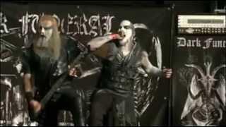 Dark Funeral - Atrum Regina - ( live W.O.A 2012 )