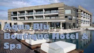 Hotels In Kos, Greece: Aqua Blu Boutique Hotel & Spa