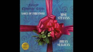 Favorite Christmas Carols from the Voice of Firestone (Volume 1)