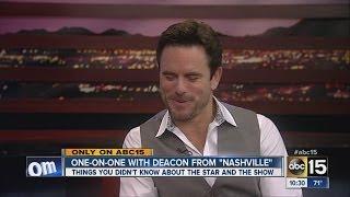 Meet Nashville star Charles Esten