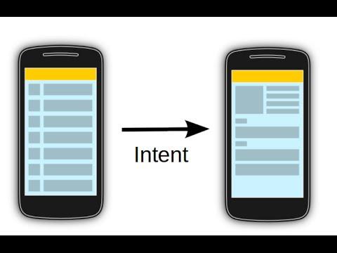 6-  Android Vulnerabilities || Intent تواصل بين تطبيقات