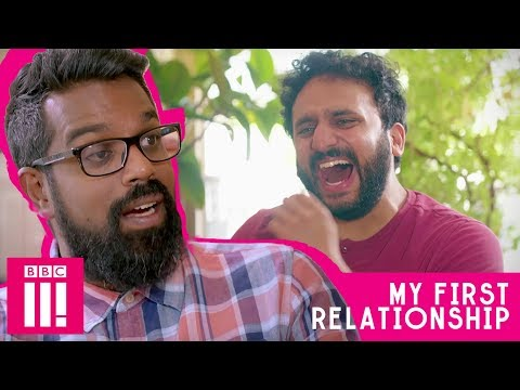My First Relationship   Romesh Talks To Nish Kumar About Growing Up
