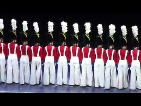 Beautifully Coordinated Nutcracker Performance