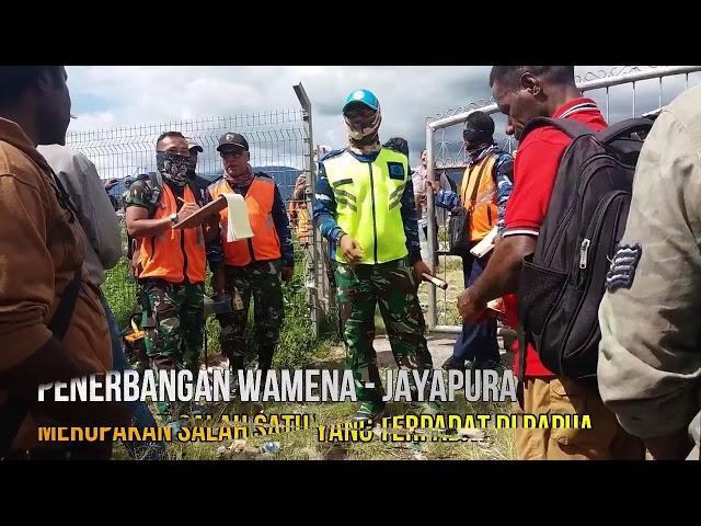 Kendala Transportasi Wilayah Pegunungan Papua