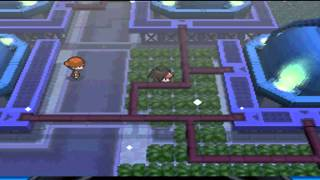 preview picture of video 'Pokemon Black and White 2 Official English Walkthrough Part 8 Virbank Complex!'