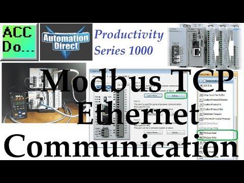 DELTA DVP PLC ETHERNET COMMUNICATION & EATHERNET IP SETTING ON