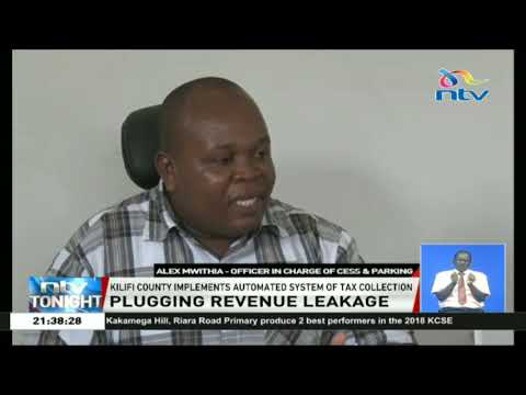 Kilifi county implements an automated system of tax collection