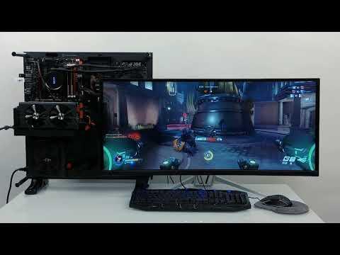Acer XR382 - Стильный изогнутый монитор с поддержкой AMD FreeSync