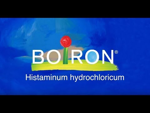 Boiron, Single Remedies, Histaminum Hydrochloricum, 200CK, 80 Pellets