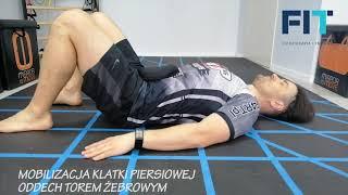 Mobilizacja klatki piersiowej – oddech torem żebrowym – CC007