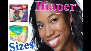How To Understand Diaper Sizes 💩