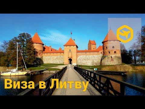 Заполнение анкеты на визу в Литву