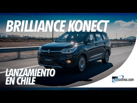 Brilliance Konect, lanzamiento en Chile