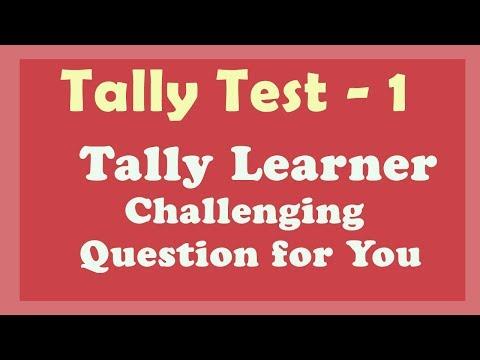 tally final test 3rd - смотреть онлайн на Hah Life