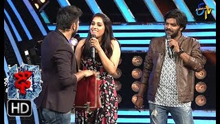 Rashmi Funny Task | Dhee 10 | 11th October 2017 | ETV Telugu