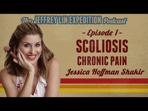 Spina dorsale scoliosis ad adulti di esercizio di video