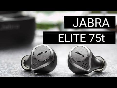 Jabra Elite 75t   Unboxing. Análisis. Review en español.