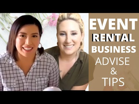 , title : 'Podcast 55 - Event Rental Business Tips & Advice