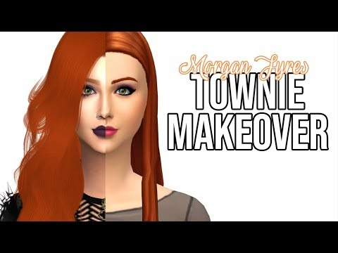 THE FYRES FAMILY | Sims 4 Townie Makeover - смотреть онлайн на Hah Life