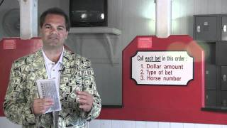 Saratoga Racecourse - How to bet on horse racing tutorial
