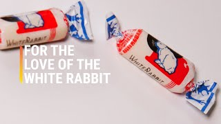 Inside The White Rabbit Candy Factory