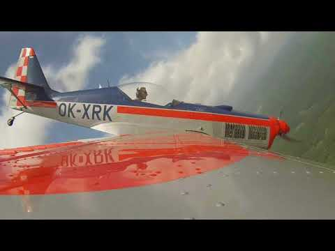 Presentment Aerobatic season