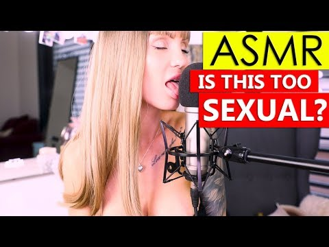 ASMR Is this too sexual for you❓ Next level 👅
