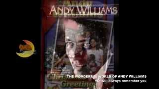 Andy Williams DVD Collection       .What The World Needs Now