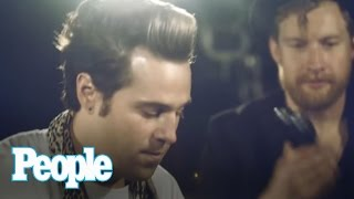 <b>Ryan Cabrera</b> Performs On The Way Down  People