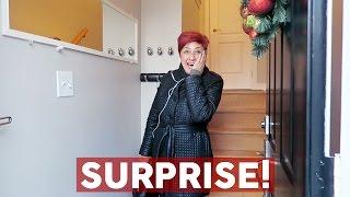 Surprising My Family On Christmas | Mimi Ikonn Vlog