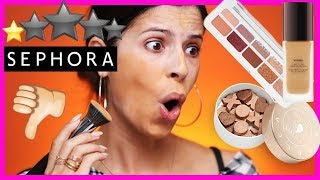 FULL FACE THE WORST RATED MAKEUP AT SEPHORA 2019