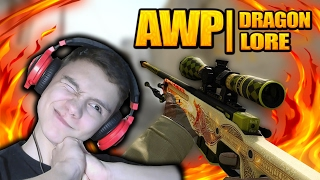 🔴Копим на AWP DRAGON LORE!!!