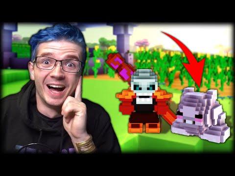 OCHOČIL JSEM SI DRAVOU ŠELMU!! (Cube World #3)