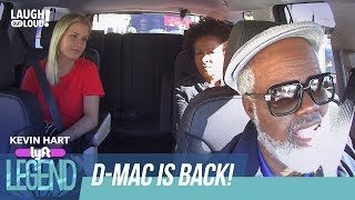 Donald Mac is BACK!  | Kevin Hart: Lyft Legend | Laugh Out Loud Network - Video Youtube