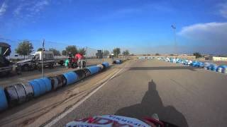 preview picture of video 'Karting Quintanar del rey'