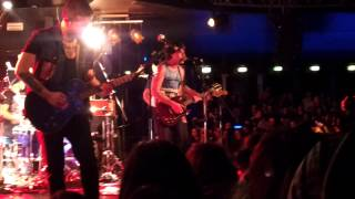 The Anthem - Draw You Over LIVE @Orion Club, Roma (02/03/2014) #ALoveLikeTour