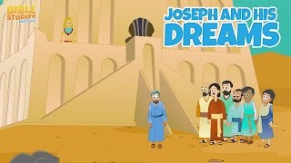 Joseph and Potiphar's Wife! -Bible Stories For Kids!