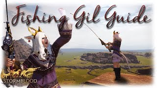 Making Gil in FF14