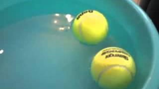 Slazenger TB Championship Hydroguard Balls video