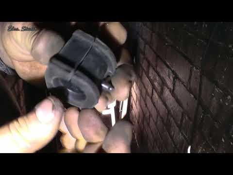 Как поменять ступичный подшипник на чери амулет