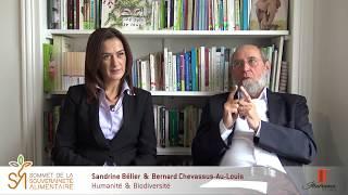 Les extraits du Sommet #009 – Sandrine Bélier & Bernard Chevassus-au-Louis