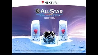NHL in NextVR - 2019 All-Star Game | VR Preview