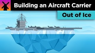 The Insane Plan to Build an Aircraft Carrier Out of Ice thumbnail