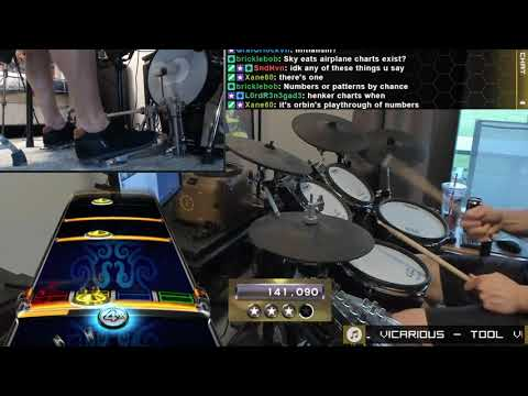 Vicarious by Tool - Pro Drum FC