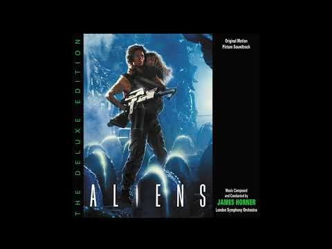 Aliens - Ripley's Rescue (Percussion Only)