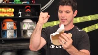 Liberty Mountain Rappel Gloves Review - Zip Line Gear